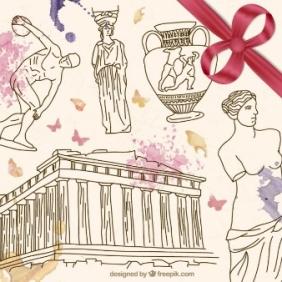 dibujado-a-mano-grecia-cultura_23-2147515772